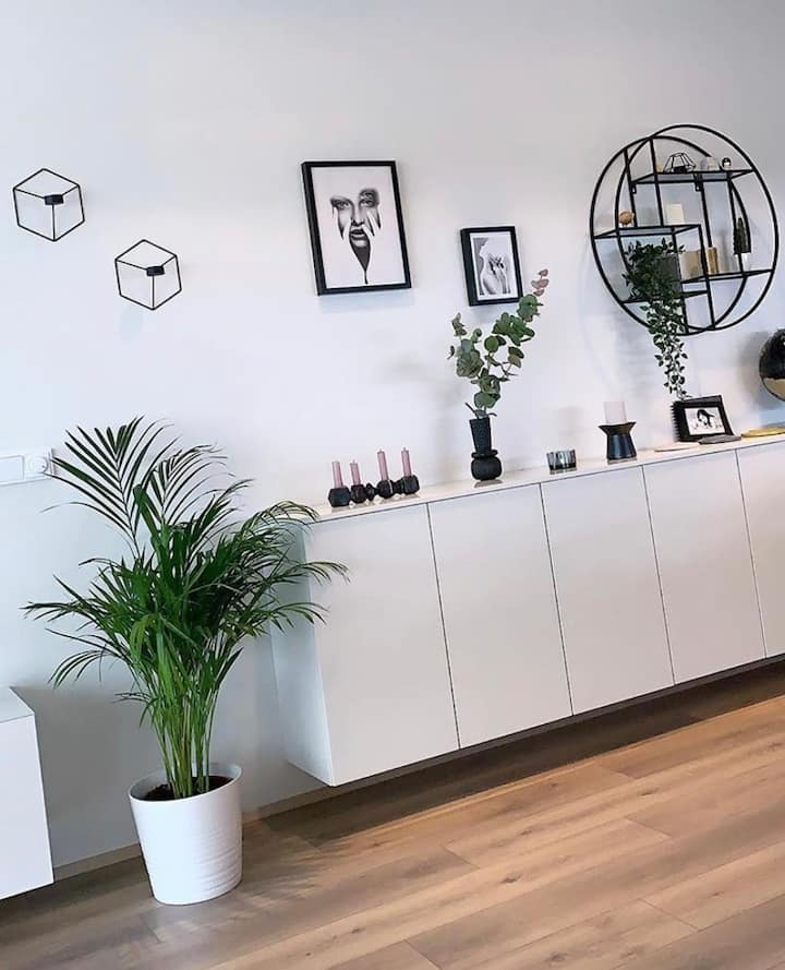 New, beautiful, modern appartment for 5-6 persons
