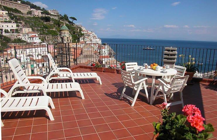 casa mareluna per 4 - Amalfi - House