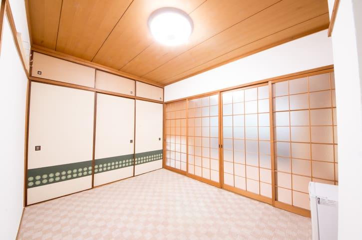 4,NO202Domitory - Osaka - Pis