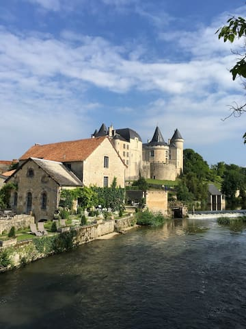 Village house in Verteuil - Verteuil-sur-Charente
