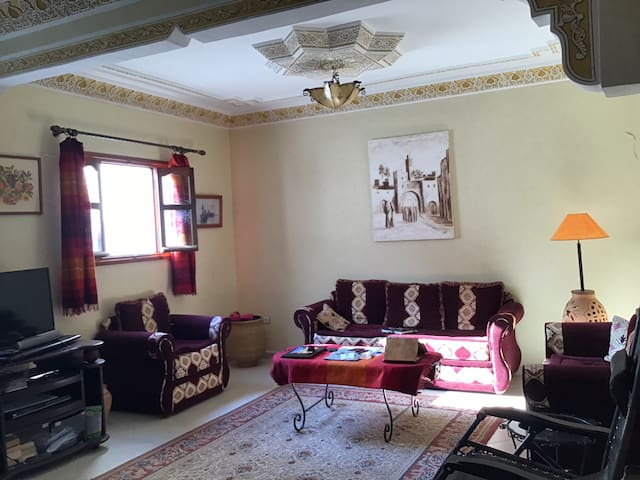Appartement idéal pour séjour calme et ensoleillé