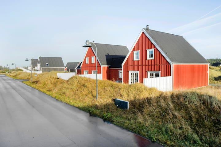 Feriebolig i Blokhus - 6 Pers. - 3 soverum - Blokhus - Huis