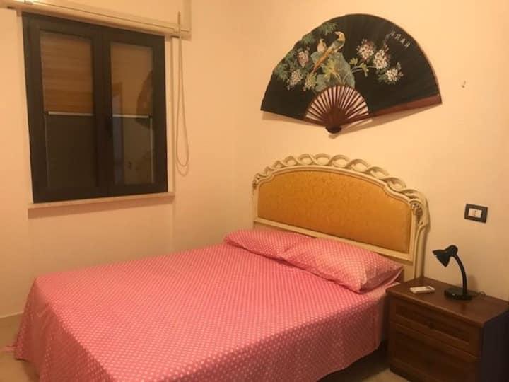 Appartamento autonomo  con   giardino a  Muravera