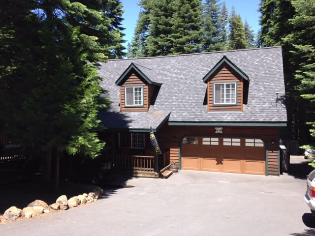 Beautiful Lake Almanor Home - Westwood - Huis