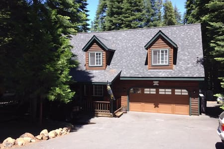 Beautiful Lake Almanor Home - Уэствуд - Дом