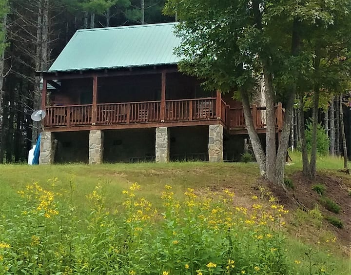 New River Haven Cabin