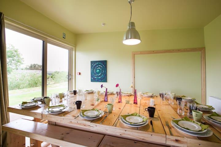 Dining Area - Seats 20.