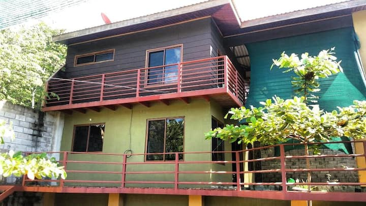 Almendro's House, Playa  Carrillo Guanacaste.