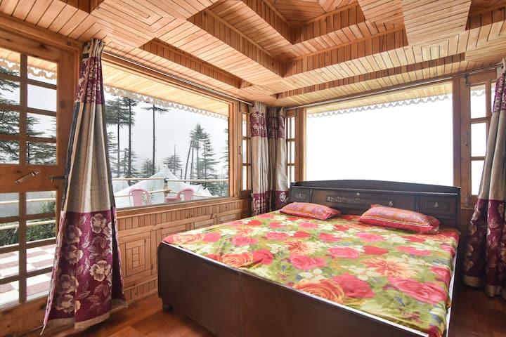 Apple Farm | 2 Traditional Wooden Room | Serene