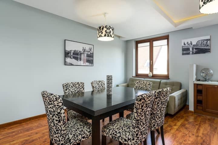 Tulip Apartments -Szyperska 13e +Garaż
