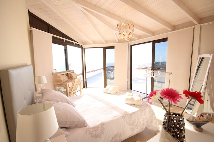 New cozy loft with incredible views, Costa Adeje