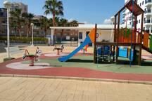 Parque para los más pequeños.