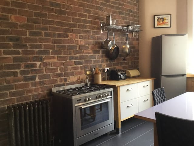 Tenement Flat in the Heart of Glasgow's West End