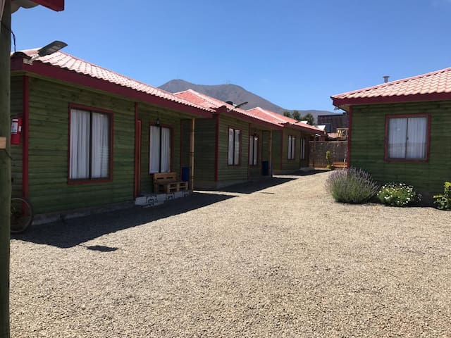 Cabañas Punta Quelen