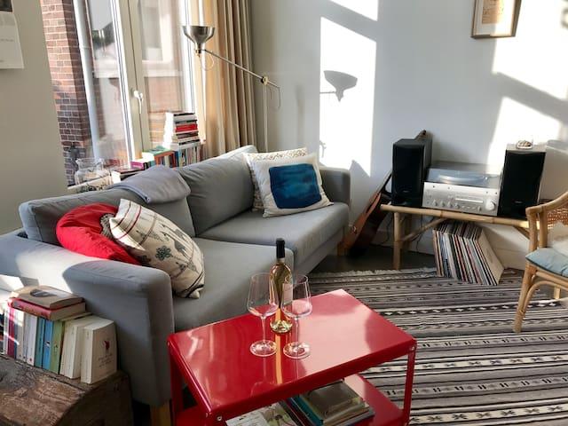 Cozy 1 bedroom apartment in central neighbourhood