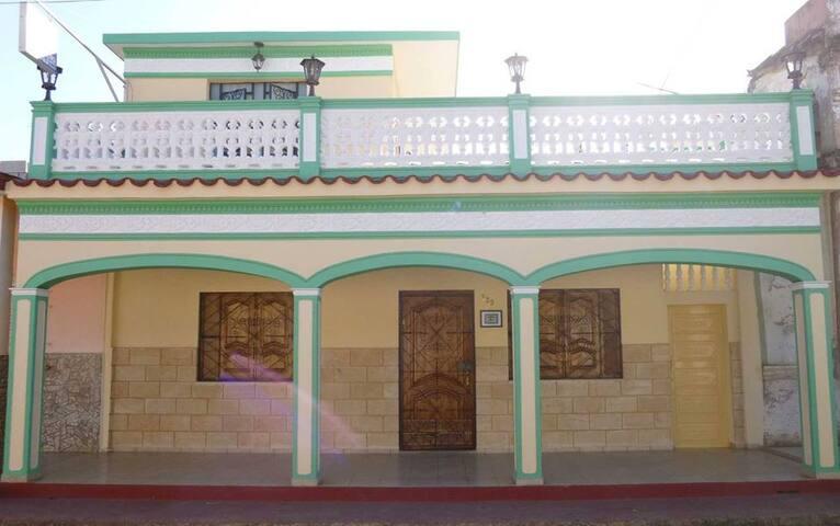 Casa Morón- Cayo Coco Wifi (3 guests)