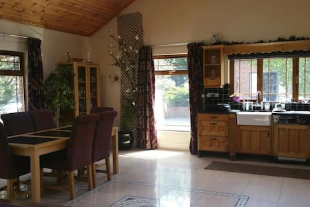 Set in the Killarney Countryside.