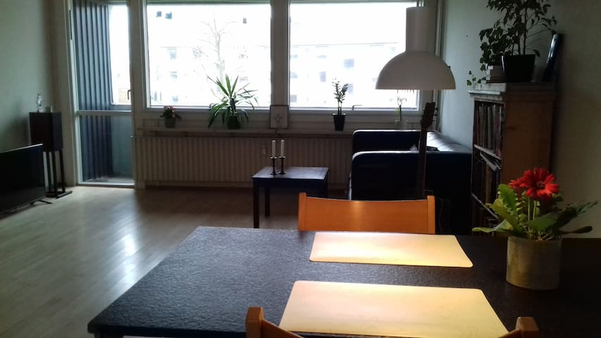 Quiet and cosy apartment near train station - Espergærde - Apartemen