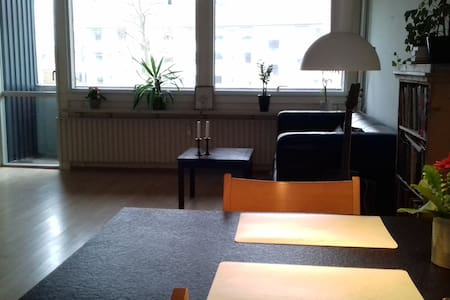 Quiet and cosy apartment near train station - Espergærde