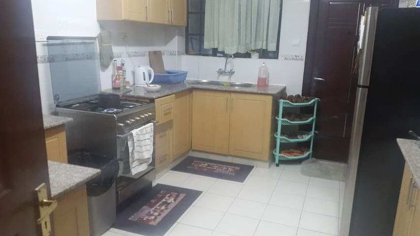 1 Bedroom in furnished apartment