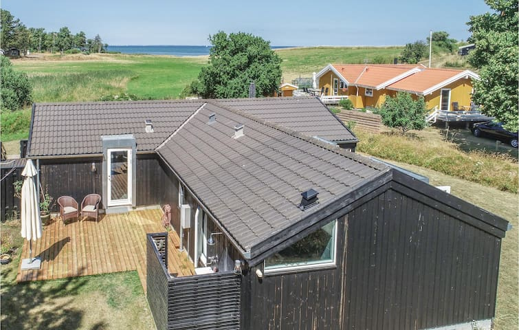 Holiday cottage with 4 bedrooms on 123m² in Martofte