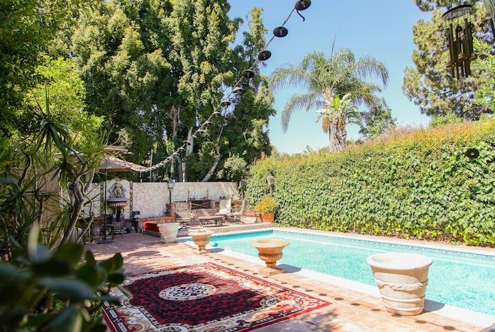 HEART of LA (Private) TIKI HOUSE