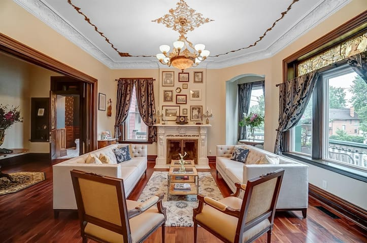 Gorgeous Victorian in the heart of Hyde Park