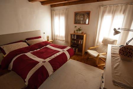 Mariposa - centro storico di Possagno