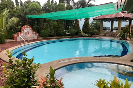 Casa Buena Suerte Hot Spring Resort