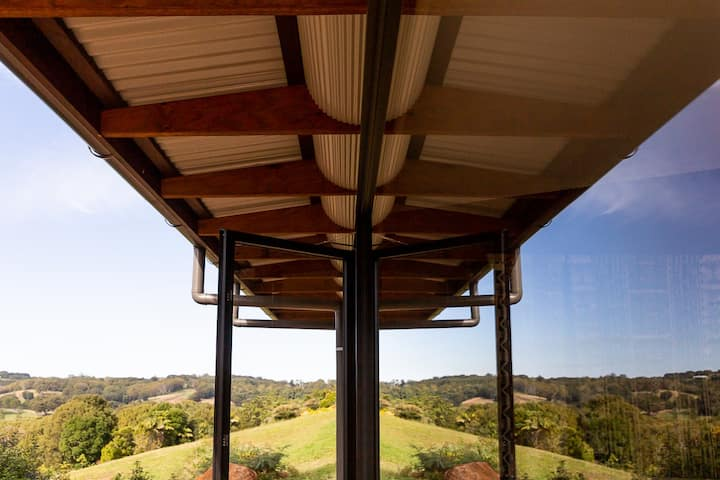 Stylish Bangalow/Byron retreat, beaches nearby.