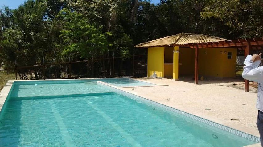 AP da Villa - Mata de São João - Apartamento