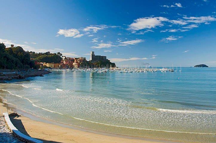 Cinque Terre, Lerici, Portovenere! FREE Wifi&Park - La Spezia - Apartamento