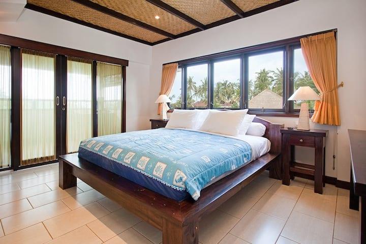 Istana Balian`s Deluxe 2 Story Ocean View Villa #2