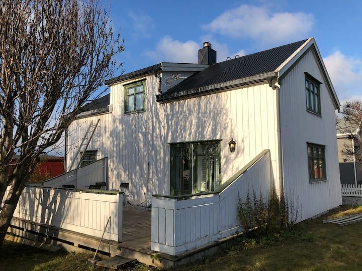 150 år gammelt Nordlandshus