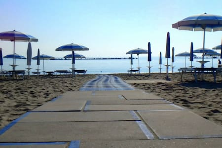 Lido Pomposa-Casa con accesso alla spiaggia. P 15 - Lido di Pomposa