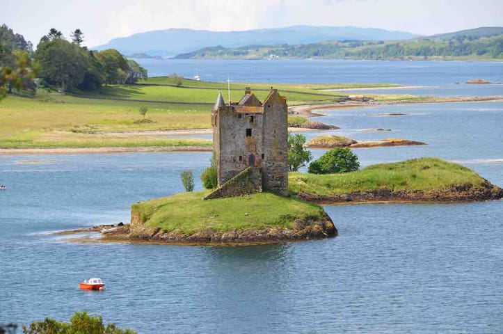 Port Appin- top 10 places to live In Scotland!!