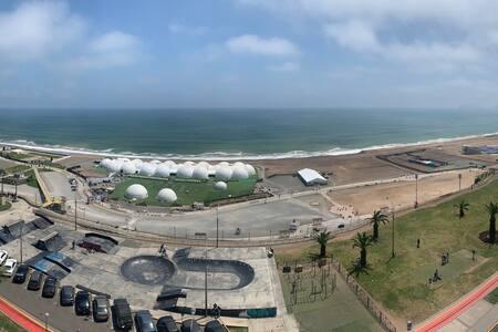 Amplio y ventilado, con vista al mar (San Miguel).