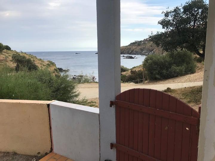 Superbe vue mer, T2 Les Aloes