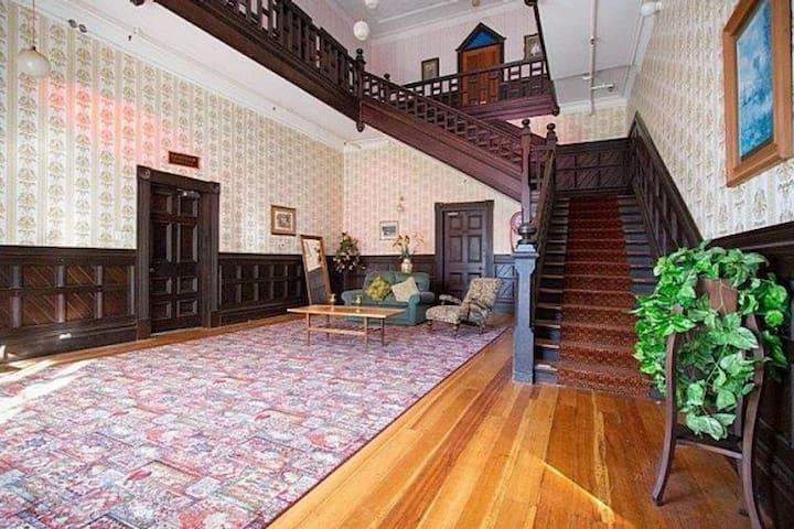 Friendly homestay set on beautiful grounds - Featherston - House