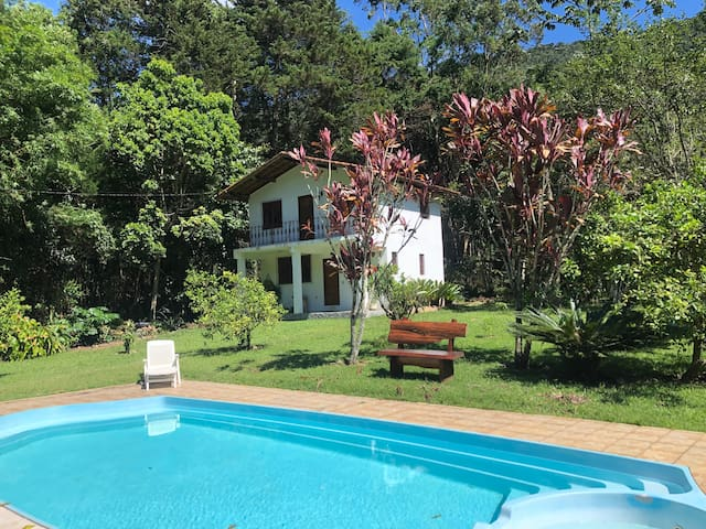 COUNTRY HOUSE IN THE RAINFOREST - RIO DE JANEIRO