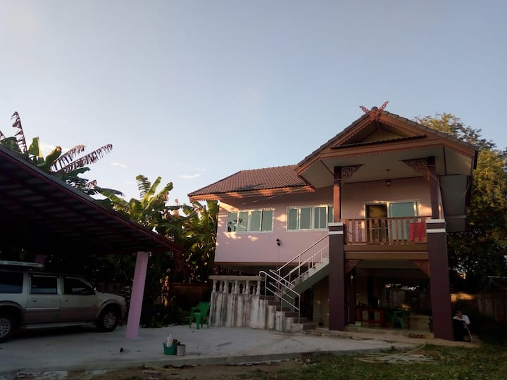 Homestay in Chiangrai, Northern Thailand