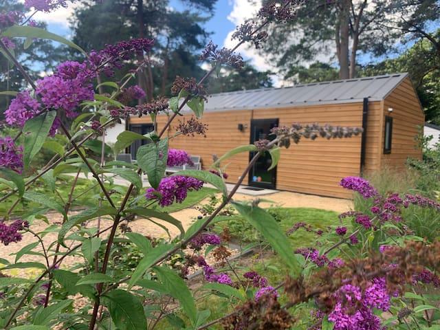 Wellness Lodge Teva With sauna & Hot -tub Veluwe