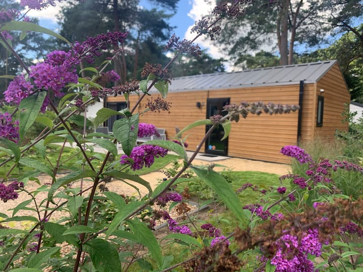 Wellness Lodge Teva With sauna & Hot -tub Veluwe