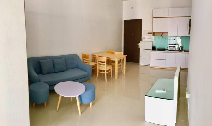 Ful new furniture studio center dist 2 HCMC w pool