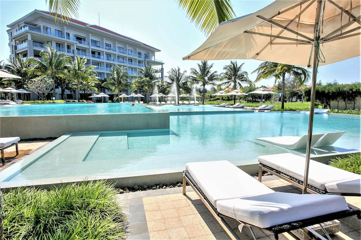 Ocean Villas Resort / Luxury Apt Studio / Poolview