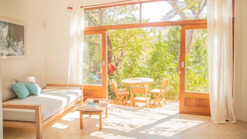 The Studio at Casa Mirada | Blue Spirit Retreat