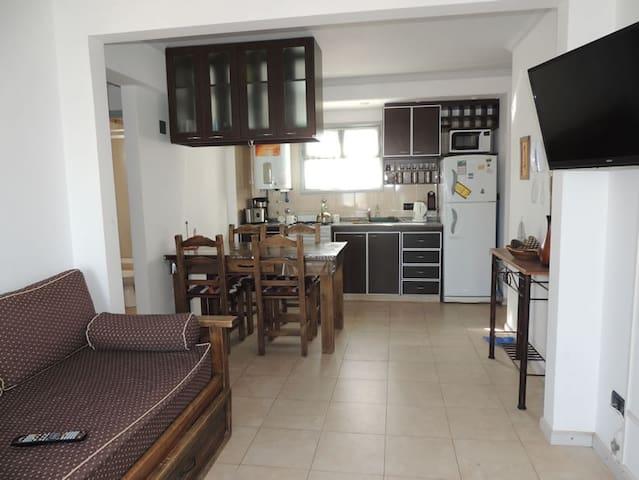 departamento en Villa Gesell con vista al mar - Villa Gesell - Apartamento