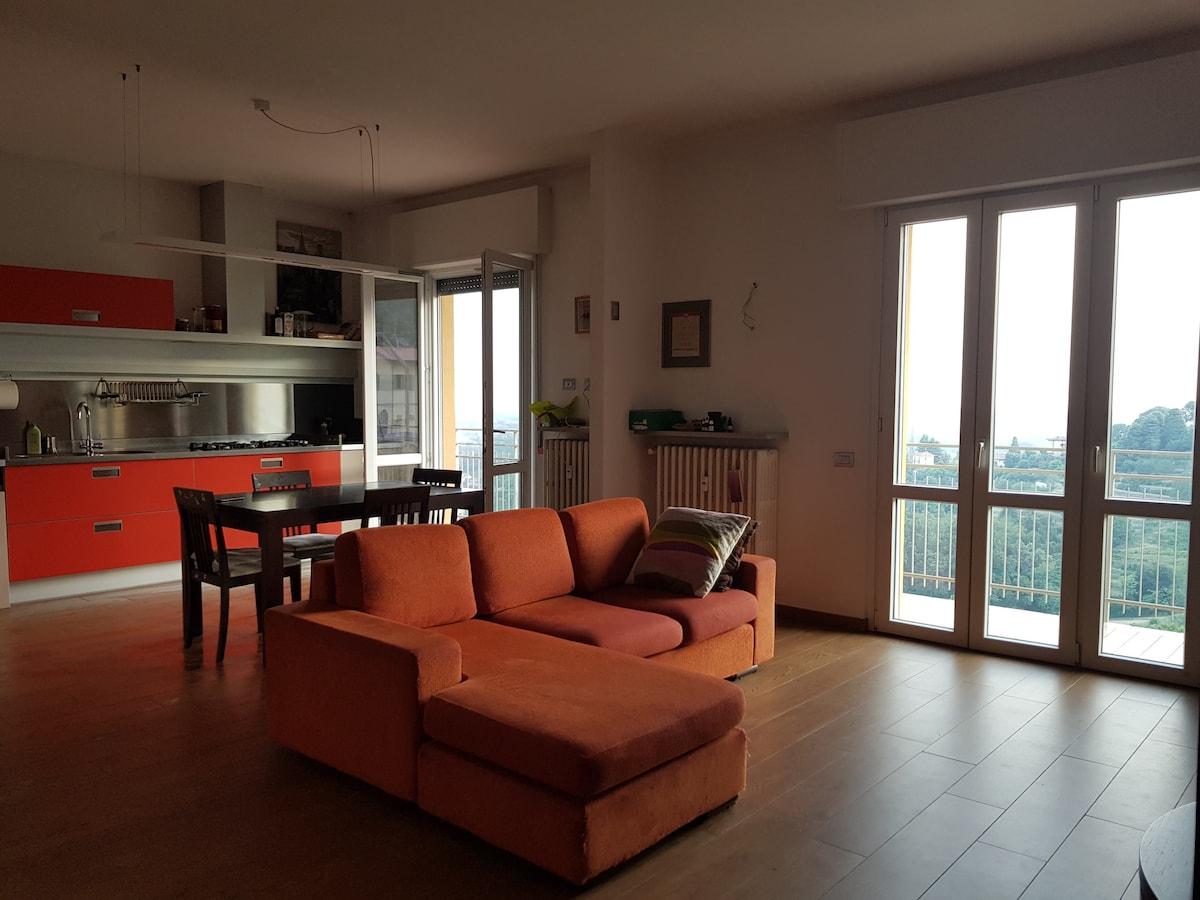 Stanza Studio In Casa montevecchia vacation rentals & homes - lombardia, italy
