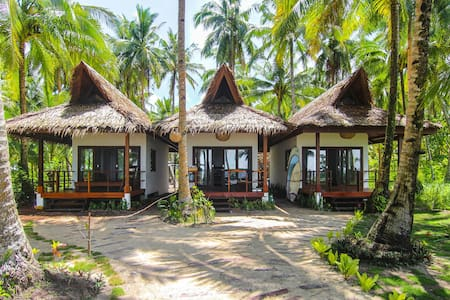 Surfing Carabao Beach House 2 - General Luna - (ukendt)