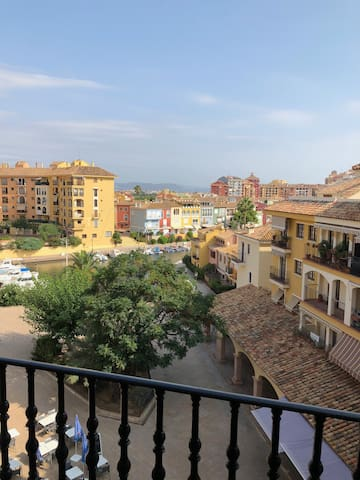 Port Saplaya Apartment with Ocean View
